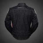 4SR - 4SR ROWDIE DENIM JACKET BLACK - Image 2