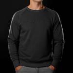 4SR - T-Shirts - 4SR - 4SR SWEATSHIRT LOGO EMB