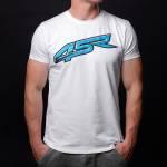 4SR - T-Shirts - 4SR - 4SR T-SHIRT FLASH WHITE