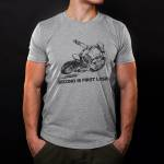 4SR - T-Shirts - 4SR - 4SR T-SHIRT RACING PUNK