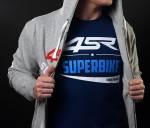 4SR - 4SR T-SHIRT SUPERBIKE BLUE - Image 3