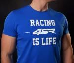 4SR - 4SRT-SHIRT LIFE BLUE - Image 2