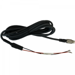 AiM 12V power cable, 2m, 712 7-pin