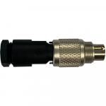 AiM Binder 712 5-pin/f