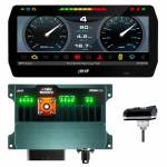 """AiM Sports - AiM PDM 8 with 6"""" screen 4m ROOF GPS - Image 3"""