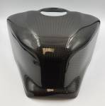 Inventory Clearance  - Carbonin - Carbonin Carbon Fiber Fuel Tank Extension 2017-2020 Yamaha YZF-R6