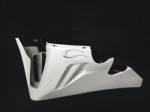 Carbonin - Avio Fiber - Carbonin - Carbonin Avio Fiber Lower Fairing (4 Dzus) 2021 Honda CBR1000RR-R