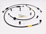 Inventory Clearance  - Fren Tubo - Fren Tubo Carbotech 3 Brake Line kit  ZX6R 13-19