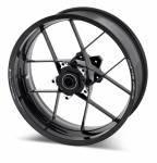 Rotobox - ROTOBOX BULLET Forged Carbon Fiber Rear Wheel 04-10 Kawasaki ZX10R