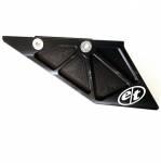 Crash Protection & Safety - Toe & Chain Guards - Evol Technology - Evol Technology Shark Guard Kit, Universal Fit