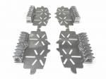Extreme Components - Extreme Components Brake caliper heatsink Kawasaki Z 1000R 17-20