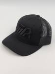 HHR Performance - HHR Performance Ball Cap Black - Image 3