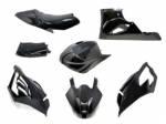 Extreme Components - Black Fiber - Extreme Components - Extreme Components black fiber complete fairings BMW S1000RR 20-21