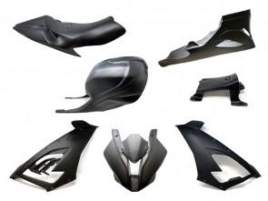 Extreme Components - Extreme Components Epotex complete race fairings WSBK BMW S1000RR 20-21
