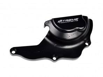 Crash Protection & Safety - Engine Case Covers - Extreme Components - Extreme Components Engine protector set 2pc CNC KTM Moto3 250 15-20