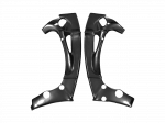 Extreme Components - Carbon Fiber - Extreme Components - Extreme Components Carbon   FRAME PROTECTORS FOR YAMAHA YZF R1 (2009/2014)