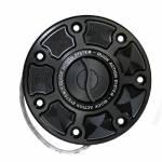 Accessories - Accossato - Accossato fuel-caps with quick action system in CNC-worked Aluminum