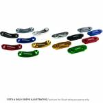 Brakes - Spares, Hardware, Misc - Accossato - Accossato Mirror Covers in CNC-worked Aluminum and anodyzed in many colours.