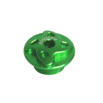Accossato - Accossato Oil Filler Cap CNC-worked Aluminum - Measures: M25X15 - Image 1
