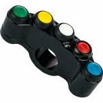 Accossato - Accossato Customized Racing 5-key button panel CNC Right/Left Side - Image 2