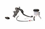 Accossato - KITA 4:Radial Brake Master Cylinder (CY version) diam. 19 con Folding Lever(no PRS and Ready To Brake) + Mirror Holder: M8 (MH001) o M10X125 (MH002) + hydraulic switch: 1 hole (ID001) o 2 holes (ID002) + reservoir 30ml (KITVG) - Image 1
