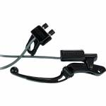 Accossato - Brake Lever with electronic control For Accossato and Brembo Master Cylinders (no RCS) - Image 1