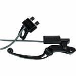 Accossato - Accossato Replacment Folding Brake Lever w/ electronic control For Accossato & Brembo (no Brembo RCS) - Image 1