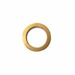 Hand & Foot Controls - Rearsets parts/accessories - Accossato - Accossato copper washer diameter 8 mm