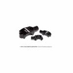 Accossato Mirror Holder For Accossato clutch master cylinder w/ integrated reservoir screw pitch M8