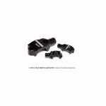 Accossato Mirror Holder For Accossato clutch master cylinder w/ integrated reservoir screw pitch M10x1.25
