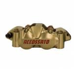 Brakes - Calipers - Accossato - Accossato Radial Brake Calipers CNC Monoblock108mm w/ Titanium Pistons