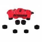 Accossato - Accossato Spacers For Accossato Front Radial Brake Master Cylinders H. 105 mm