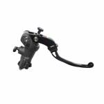 Brakes - Master Cylinders - Accossato - Accossato Radial Brake Master Cylinder Accossato PRS 15 x 17-18-19 With black anodyzed body and colorful folding lever (nut + lever)