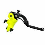 Accossato - Accossato Radial Brake Master Cylinder With Painted Body 19x18 with black revolution lever - Image 2