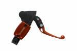 Accossato - Accossato Radial Brake MasterC ylinder 10.5mm w/ integrated Reservoir & Folding Lever MX Offroad Scooter Pitbike - Image 2