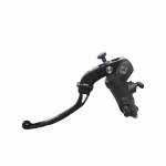 Accossato - Accossato Radial Clutch Master Cylinder PRS 17 x 15-16-17 With black anodyzed body and colorful folding lever (nut + lever) - Image 1