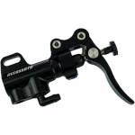 Accossato - Accossato Thumb brake master cylinder 10.5mm W/ Bent Lever & Bracket - Image 2