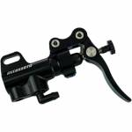 Accossato - Accossato Thumb brake master cylinder 10.5mm W/ Bent Lever & Bracket - Image 1