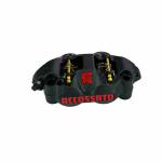 Brakes - Calipers - Accossato - Accossato Radial Brake Calipers Forged Monoblock 108mm w/ Titanium Pistons