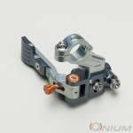 Qnium - Qnium Radial Rear Thumb Brake Master Cylinder 12mm piston