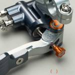 Qnium - Qnium Radial Rear Thumb Brake Master Cylinder 12mm piston - Image 4