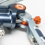 Qnium - Qnium Radial Rear Thumb Brake Master Cylinder 12mm piston - Image 5