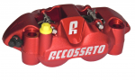Brakes - Calipers - Accossato - Accossato Radial BrakeCalipersForged Monoblock 108mm w/ Aluminum Pistons
