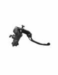 Accossato - Accossato Radial Brake Master PRS 17mm x 17-18-19 Forged Anodized Black w/ Folding Lever - Image 1