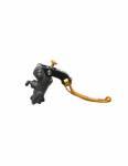 Accossato - Accossato Radial Brake Master PRS 17mm x 17-18-19 Forged Anodized Black w/ Folding Lever - Image 5