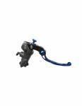 Accossato - Accossato Radial Brake Master PRS 17mm x 17-18-19 Forged Anodized Black w/ Folding Lever - Image 6