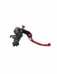 Accossato - Accossato Radial Brake Master PRS 17mm x 17-18-19 Forged Anodized Black w/ Folding Lever - Image 7