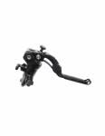 Accossato - Accossato Radial Brake Master Cylinder With Painted Body 16x16 with black revolution lever - Image 1
