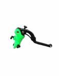Accossato - Accossato Radial Brake Master Cylinder With Painted Body 16x16 with black revolution lever - Image 5