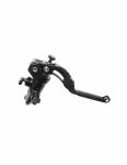 Accossato - Accossato Radial Brake Master Cylinder With Painted Body 19x18 with black revolution lever - Image 1